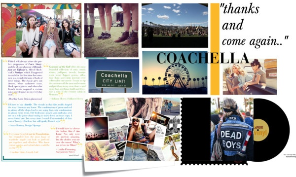 """COACHELLA 
