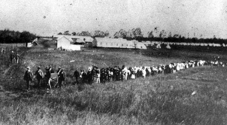 Boer funeral Howick