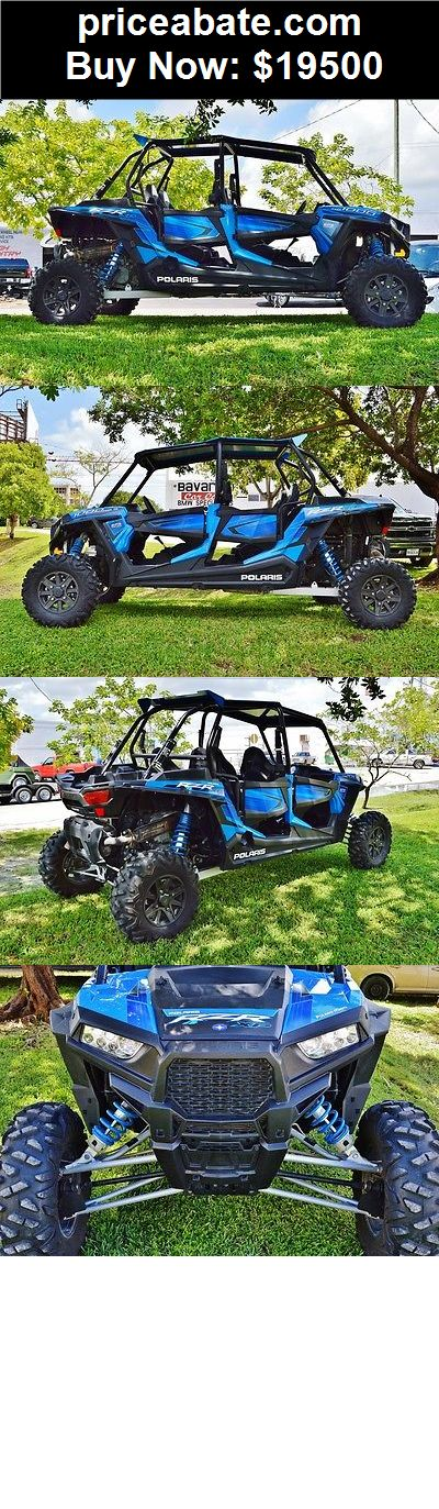 Power-Sports-ATVs-UTVs: 2015 POLARIS RZR 1000 CREW / 4 SEATER / FACTORY METAL ROOF  - BUY IT NOW ONLY $19500