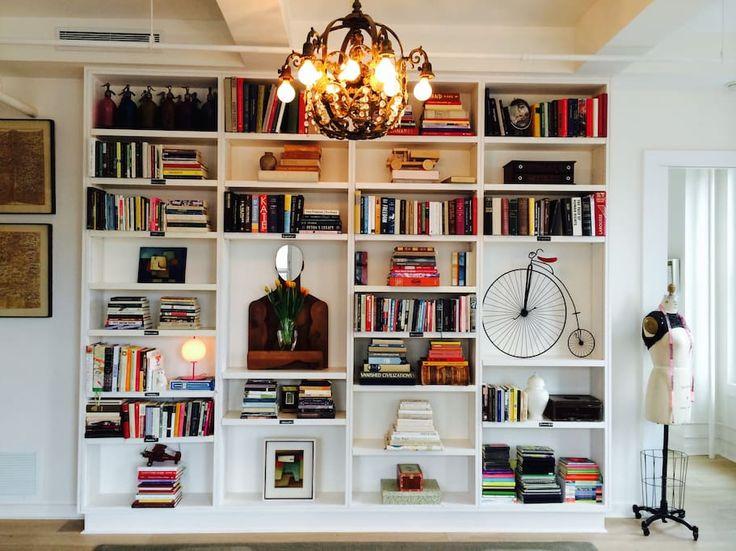 Light Filled Historical Corner Loft - Apartamentos para Alugar em Nova York