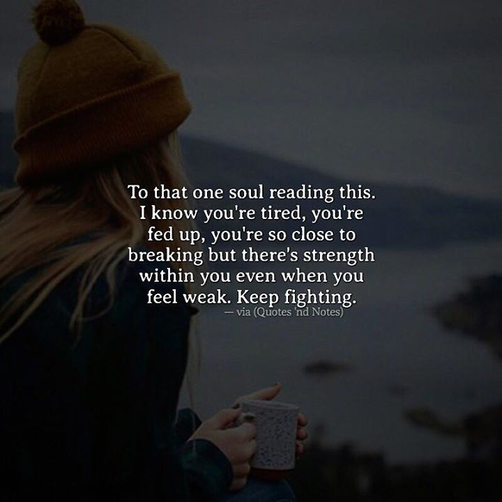 To that one soul.. via (http://ift.tt/2wdQ4v2)