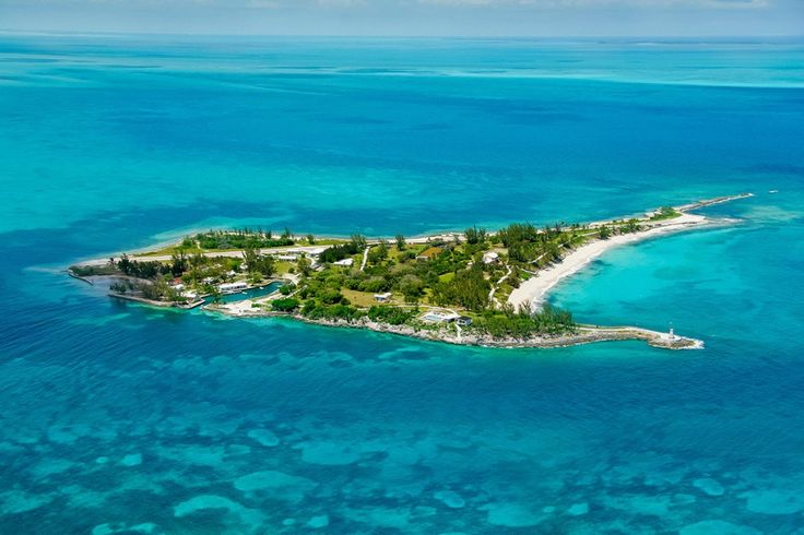 Little Whale Cay is een prachtige privé-eiland te Bahamas. Gelegen in de Berry-eilanden, deze tropische oase biedt plaats aan maximaal 12 gasten.