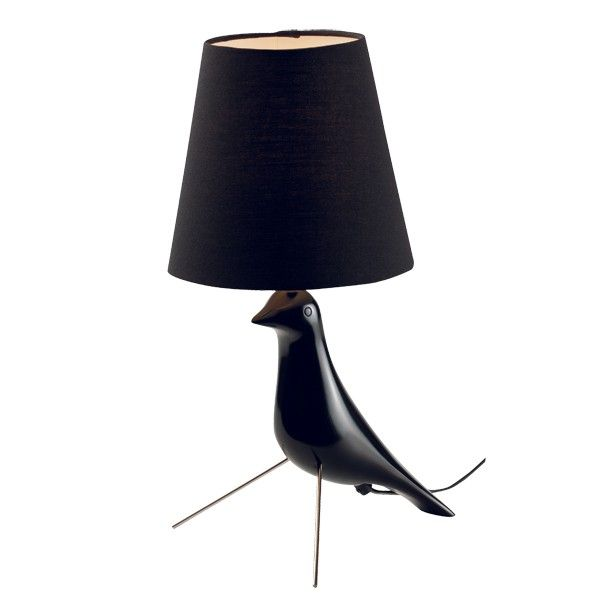 Twitter bird shape table lamp