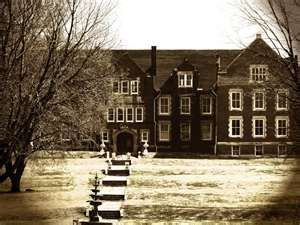 ODD FELLOWS INSANE ASYLUM ~ Liberty, MO - Built in 1888 and called the Reed Springs hotel