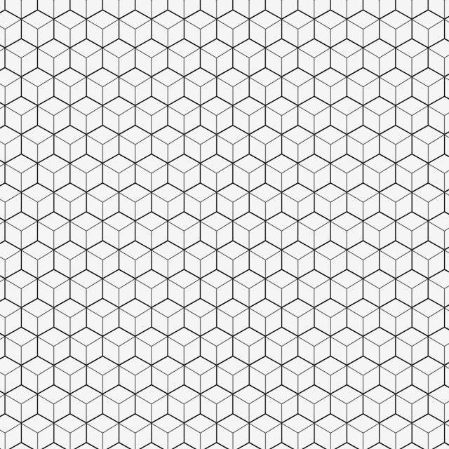 Beautiful Cube Pattern Batik Background Cube Cube Pattern Png
