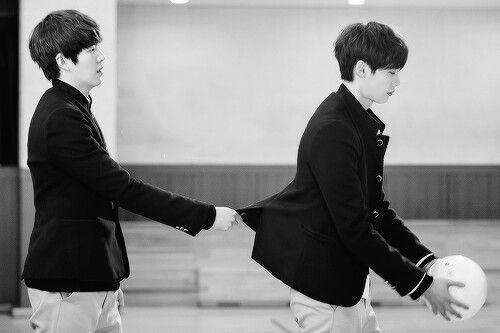 Jongsuk & Woobin at School 2013| I loved this drama. So cute :)