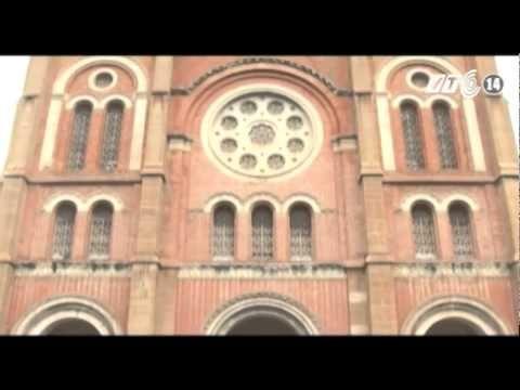 VTC14_Nhà thờ Đức Bà được sửa chữa như thế nào?