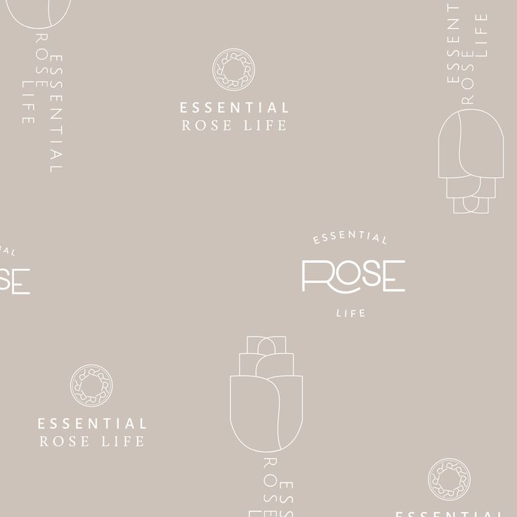 Logo design for natural & holistic beauty company by Rebecca Hawkes