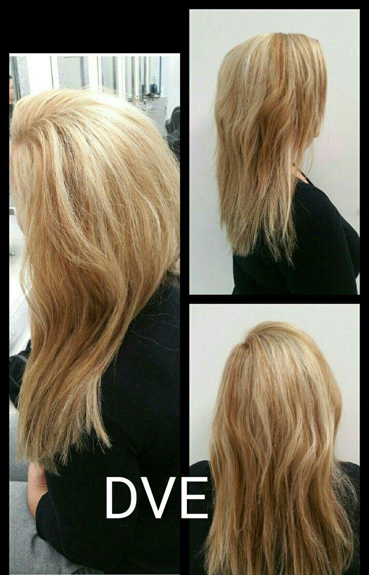 Goldenhair #gold #coper #ice #hair my work no filter