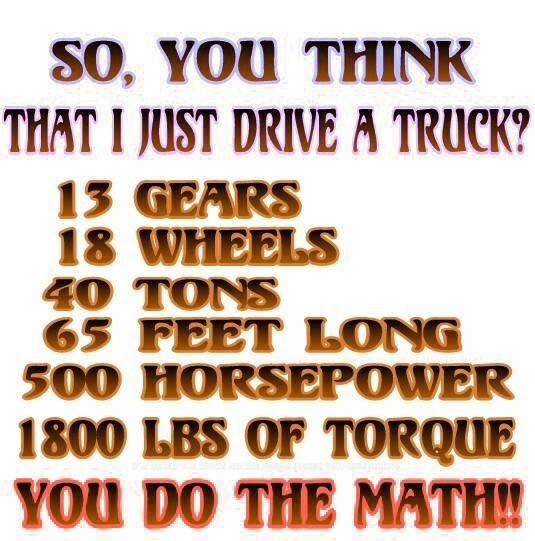 43 best Truck Driver Appreciation Week images on Pinterest ...