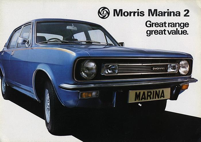 Morris Marina 2
