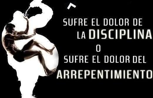 Motívate... Disciplínate...