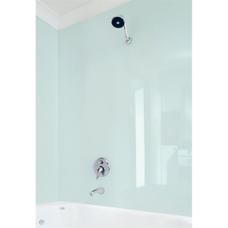Bathroom Panel, High Gloss Acrylic, Mist, 2070x900x4mm