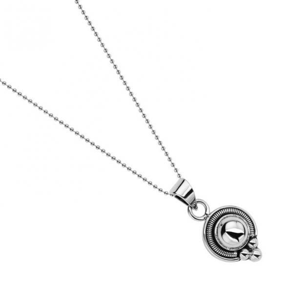 Najo Circular Necklace | Silvershop