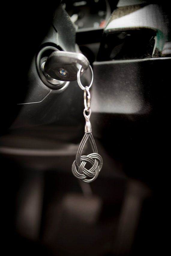 Check out this item in my Etsy shop https://www.etsy.com/listing/293628945/silver-keychain-celtic-knot-keychain