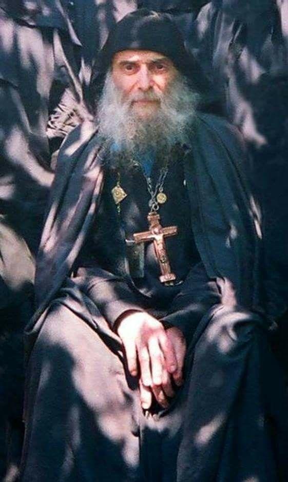 фото грузинского святого габриэля сейчас голове мысленно