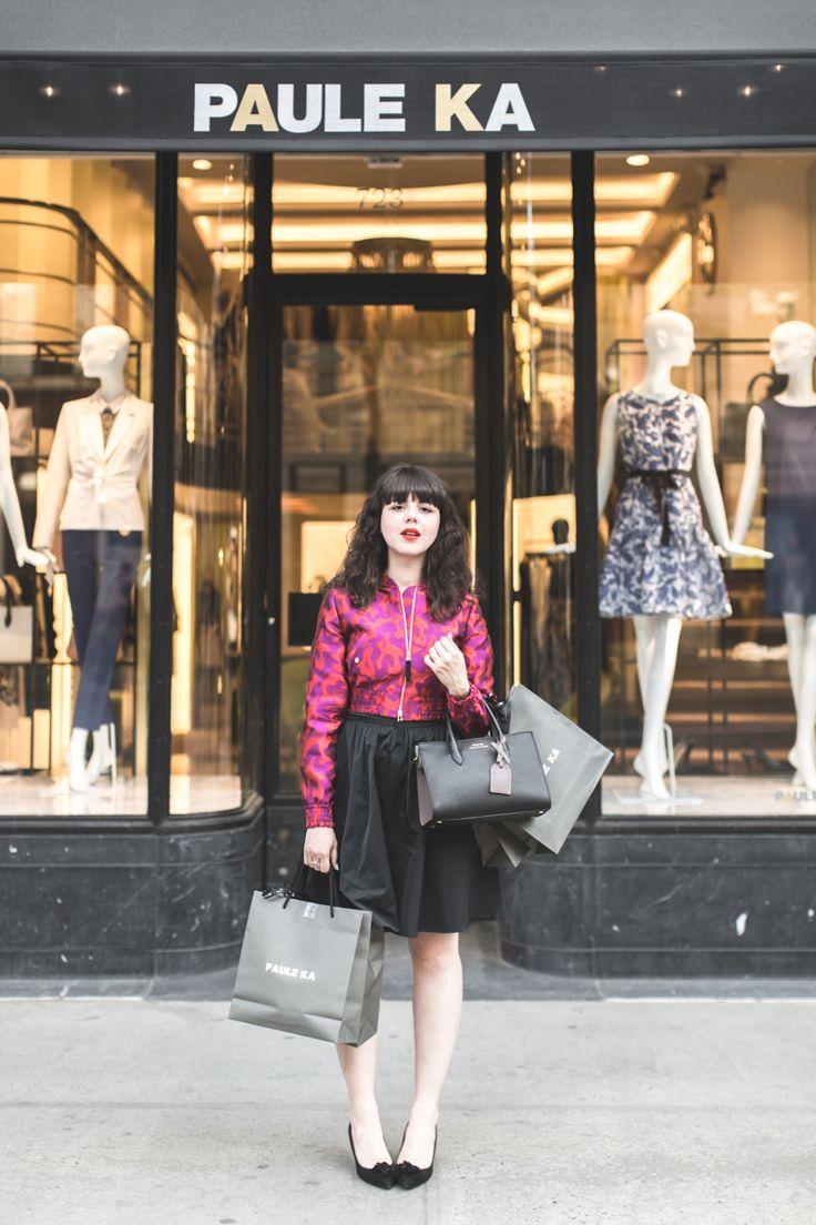 PAULE KA World Wise Woman #1   Shopping on Madison Avenue