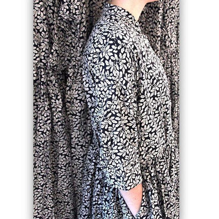 cotton print dress #caseycasey #caseycaseyshop