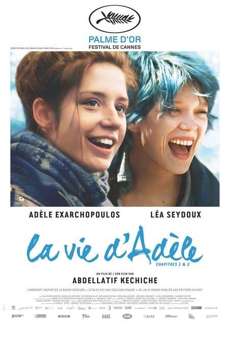 Op 15 jarige leeftijd heeft Adèle geen twijfels. Volgens haar moet een meisje verkering hebben met een jongen. Haar leven wordt grondig door elkaar geschud wanneer ze Emma ontmoet, een jonge vrouw met blauw haar… Opgelet: deze film bevat expliciete scènes.