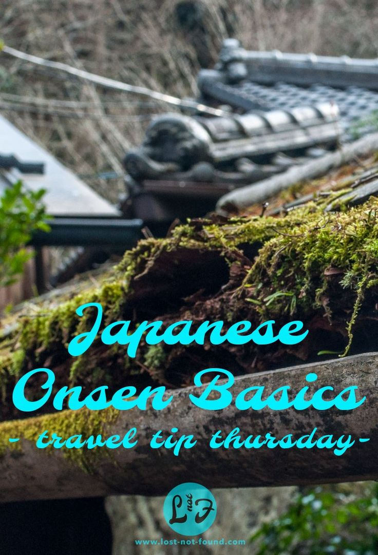 An Onsen is a Geothermal Spring that can be used for bathing and like everything in Japan has a lot of deep cultural traditions to follow behind it.