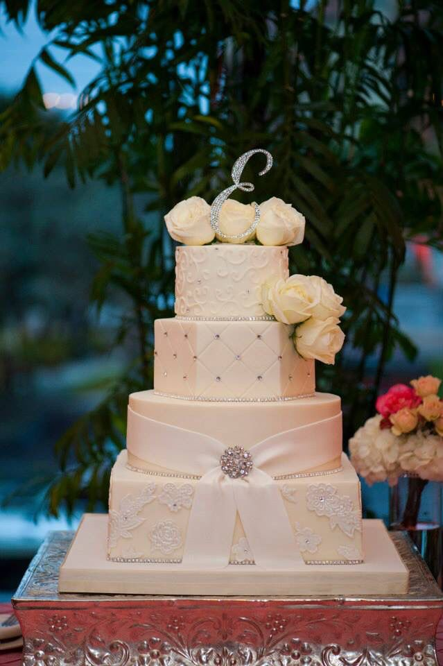 beach wedding cake flavors gorgeous wedding cake flavors custom cakes ocoee 11175
