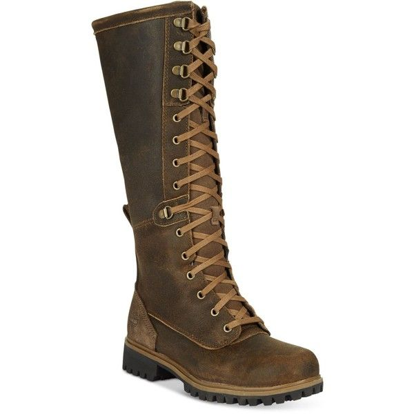 Timberland Women's Wheelwright Riding Boots. My new boots for fall/winter!! ❤️