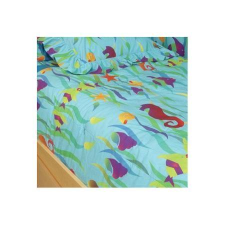 Room Magic Tropical Seas 4 Piece Comforter Set - Walmart.com