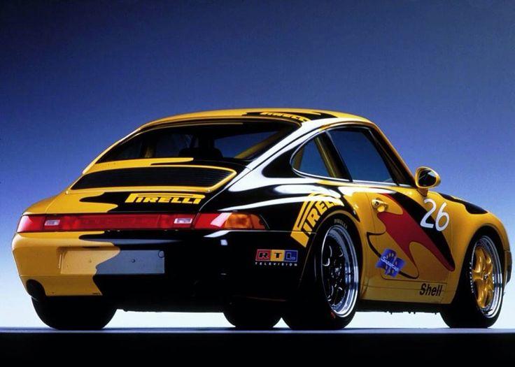 Porsche 993 Cup  Cars  Pinterest  993 Cups and Porsche 993