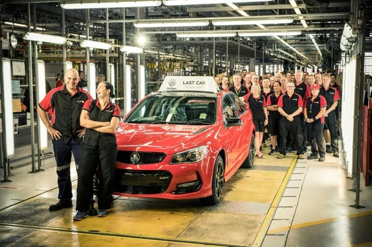 End of Australia auto-making sector as Holden closes doors | Top News | Recent News | Online News | UK News Today | Headline News