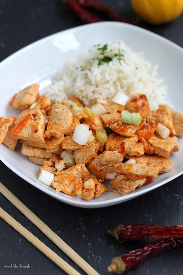 {Food Friday} Chili Lemon Chicken