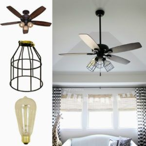 Light Shades For Hunter Ceiling Fans
