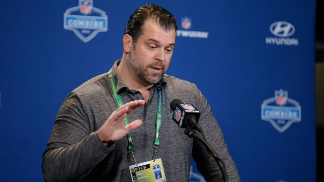 Just Like The First-Round Pick He Traded For Trent Richardson Ryan Grigson Is Going To The Browns