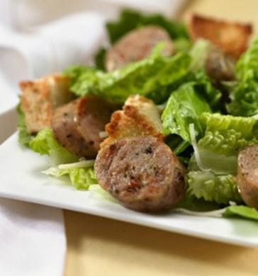 ... on Pinterest | Chicken piccata, Greek salad and Chicken sausage