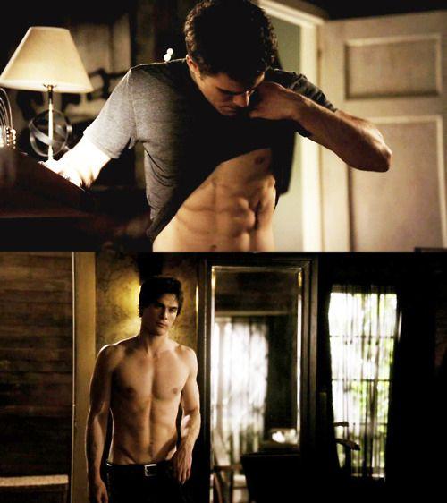 I love you, Damon (: