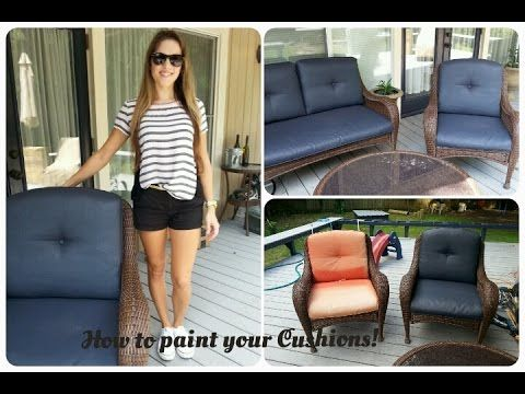 best 25+ painted outdoor furniture ideas on pinterest | cable ... - Painting Patio Furniture Ideas