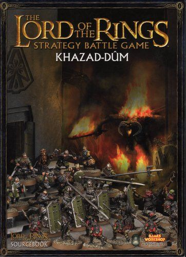 The Lord of the Rings Strategy Battle Game: Khazad-Dum @ niftywarehouse.com
