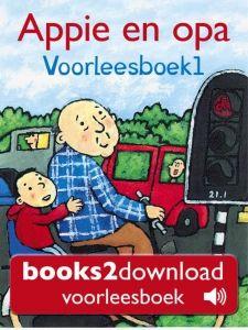 Appie en opa, voorleesboek 1 met geluid #Kinderboekenweek2016