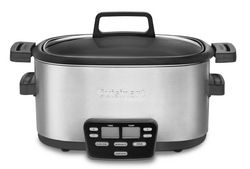 MSC-600 - 3-in-1 Cook Central® - Slow Cookers & Rice Cookers - Products - Cuisinart.com