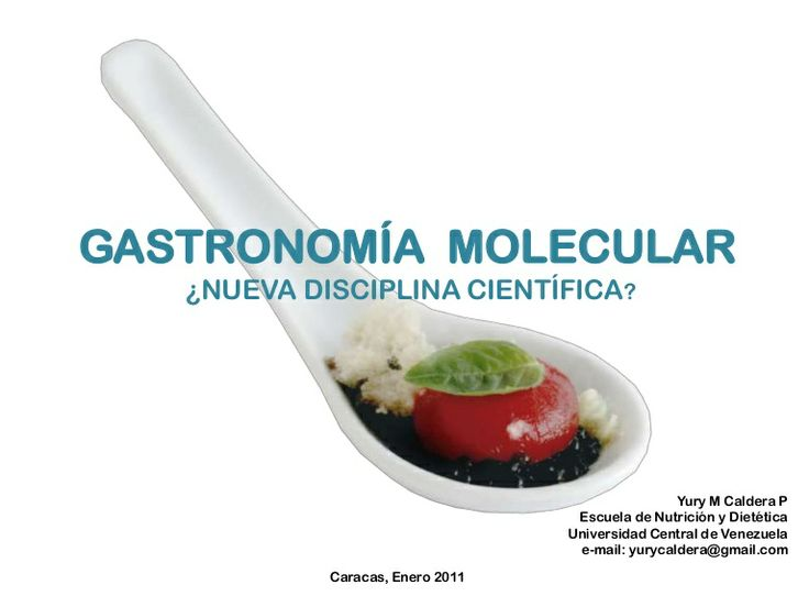 17 best images about gastronomia molecular on pinterest