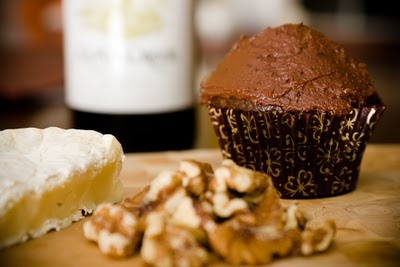 Wine and Cheese Cupcakes - Try Them At Your Next Wine Party (from ...