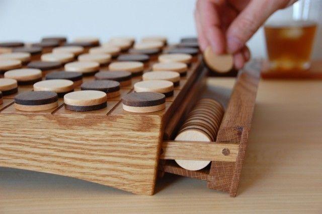 木製リバーシ 再販 - SOETACRAFT
