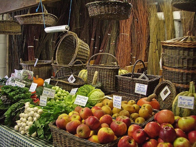 Basket Weaving Peterborough : Best images about farm stand ideas on