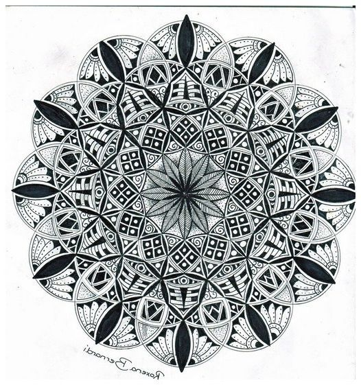 125 Mandala Tattoo Designs With Meanings: 15 Best Mandalas Images On Pinterest