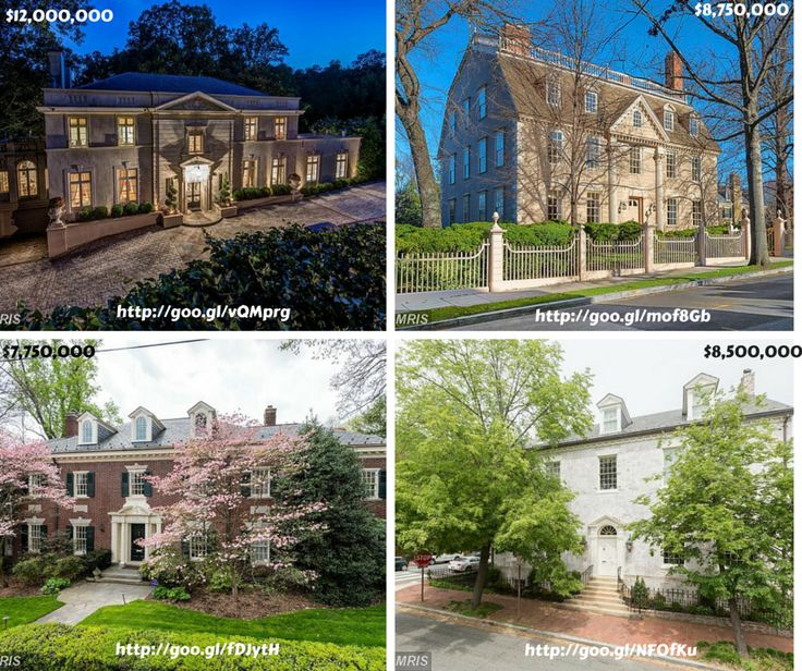 17 best images about magnificent washington dc homes for for Most expensive house in washington state