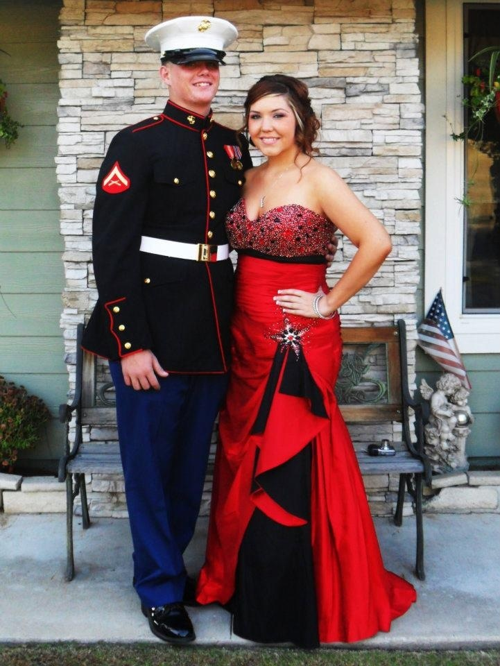 Watch - Military marine ball what to wear video
