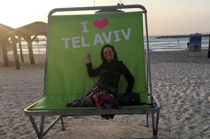 Tel Aviv - mesto, ktoré nikdy nespí