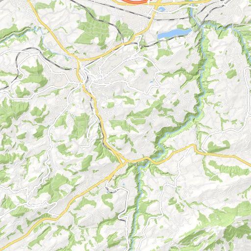 Routenplaner search.ch