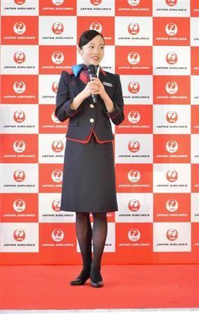本田真凛、客室乗務員の制服身につけ感激「憧れがありました。夢のよう」