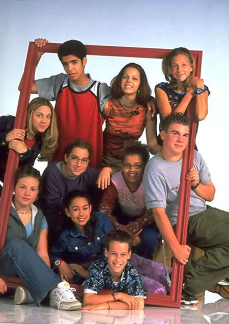 Degrassi: The Next Generation. When it was good! Not this new crap.