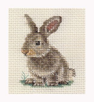 Cross-stitch Bunny, part 1...    Gallery.ru / Фото #29 - 201 - markisa81